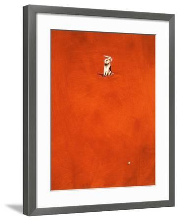 Puppy Love-Mark Ulriksen-Framed Art Print