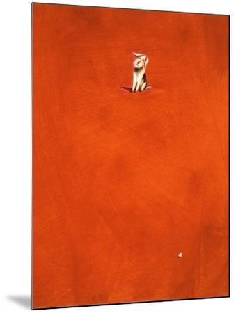 Puppy Love-Mark Ulriksen-Mounted Art Print