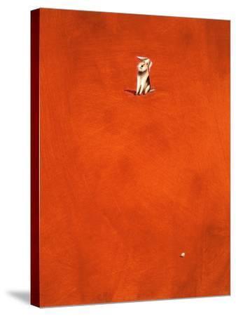 Puppy Love-Mark Ulriksen-Stretched Canvas Print