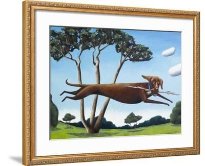 Dinah in Glen Ellen-Mark Ulriksen-Framed Art Print