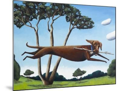 Dinah in Glen Ellen-Mark Ulriksen-Mounted Art Print