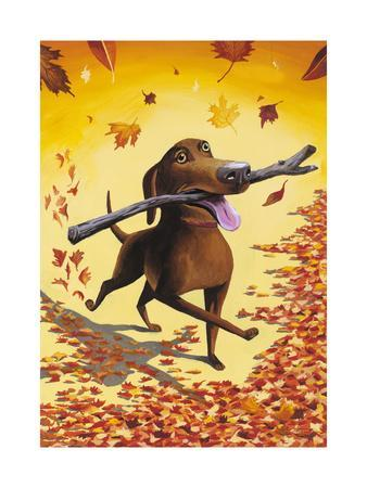 Fall Harvest-Mark Ulriksen-Framed Art Print