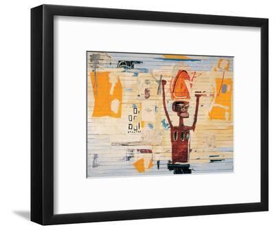 Potomac-Jean-Michel Basquiat-Framed Giclee Print