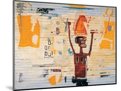 Potomac-Jean-Michel Basquiat-Mounted Giclee Print