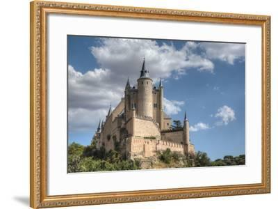 Alcazar, Segovia, UNESCO World Heritage Site, Castile y Leon, Spain, Europe-Richard Maschmeyer-Framed Photographic Print