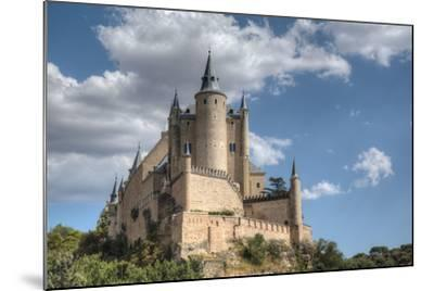 Alcazar, Segovia, UNESCO World Heritage Site, Castile y Leon, Spain, Europe-Richard Maschmeyer-Mounted Photographic Print