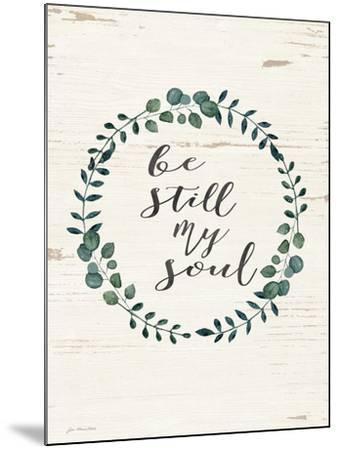 Be Still My Soul-Jo Moulton-Mounted Art Print