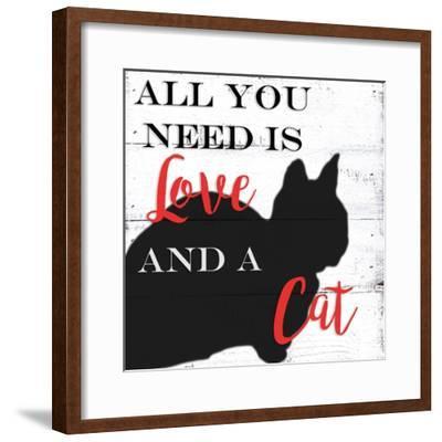 Pet IV-Anne Seay-Framed Art Print