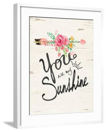 Sunshine-Jo Moulton-Framed Art Print