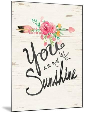 Sunshine-Jo Moulton-Mounted Art Print
