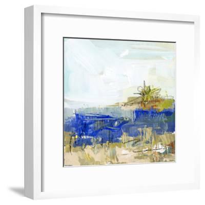 Coastal Sand 4-Pamela J. Wingard-Framed Art Print