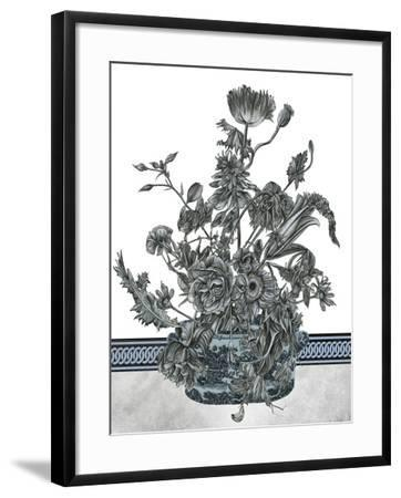 Bouquet in China I--Framed Art Print