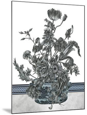 Bouquet in China I--Mounted Art Print