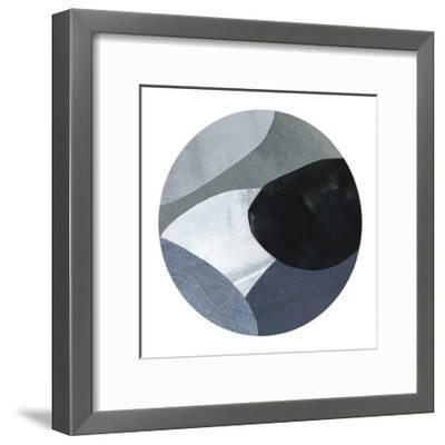 Littoral Composite II--Framed Art Print