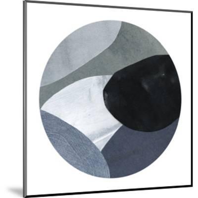 Littoral Composite II--Mounted Art Print