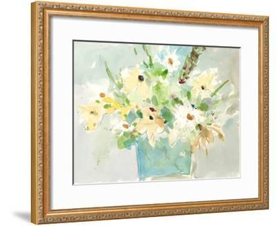 Garden Inspiration II--Framed Premium Giclee Print