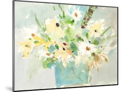 Garden Inspiration II--Mounted Premium Giclee Print