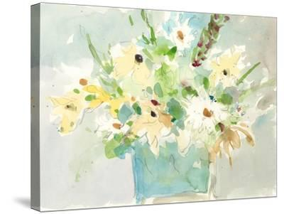 Garden Inspiration II--Stretched Canvas Print