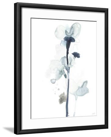 Midnight Blossoms I--Framed Premium Giclee Print