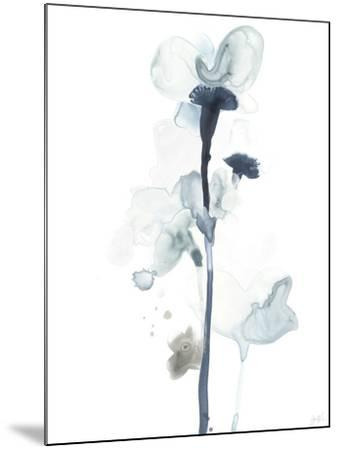 Midnight Blossoms I--Mounted Premium Giclee Print