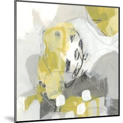 Citron Mist IV--Mounted Art Print