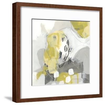 Citron Mist IV--Framed Art Print