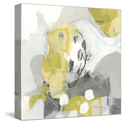 Citron Mist IV--Stretched Canvas Print