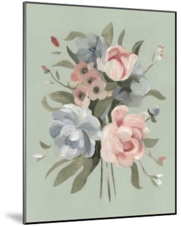 Pastel Bouquet II--Mounted Art Print