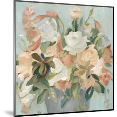 Soft Pastel Bouquet II--Mounted Art Print