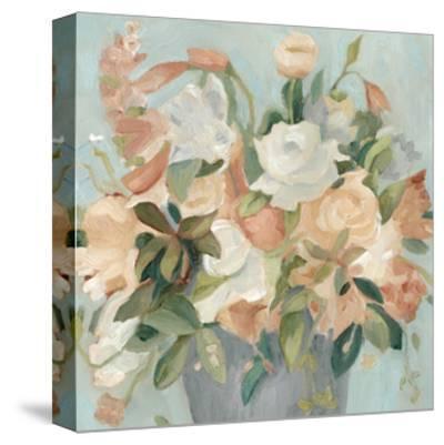 Soft Pastel Bouquet II--Stretched Canvas Print