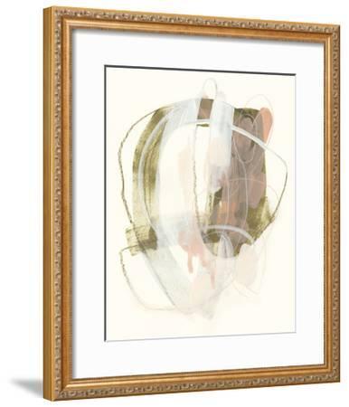 Hyacinth Gesture III--Framed Art Print
