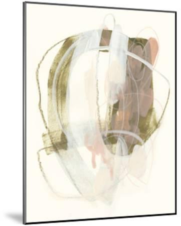 Hyacinth Gesture III--Mounted Art Print