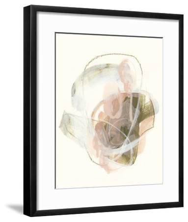 Hyacinth Gesture I--Framed Art Print