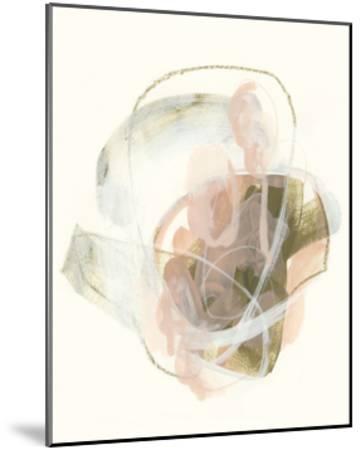 Hyacinth Gesture I--Mounted Art Print