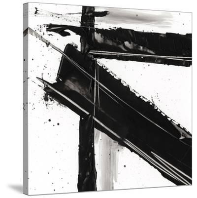 Jagged Edge III--Stretched Canvas Print