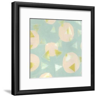 Light Leak III--Framed Art Print