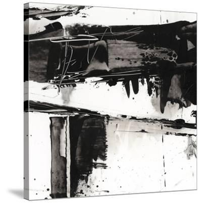 Jagged Edge I--Stretched Canvas Print