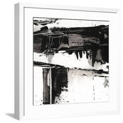 Jagged Edge I--Framed Premium Giclee Print
