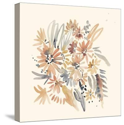Wallflowers II--Stretched Canvas Print