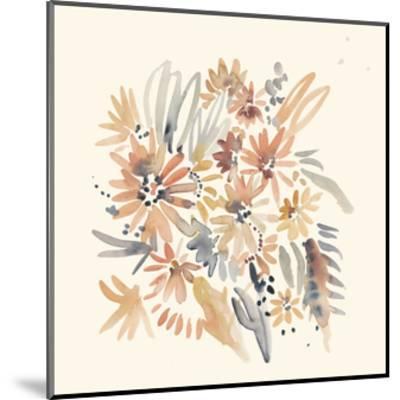 Wallflowers II--Mounted Art Print
