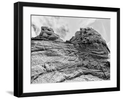 Canyon Lands I--Framed Photographic Print