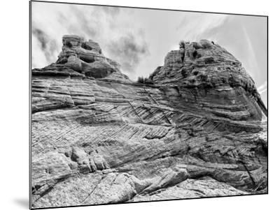 Canyon Lands I--Mounted Photographic Print