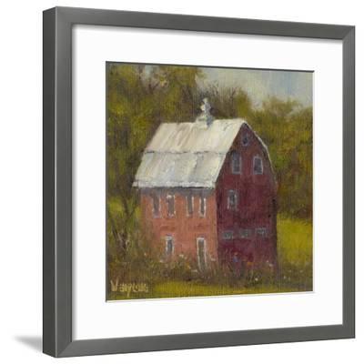Country Road I--Framed Art Print
