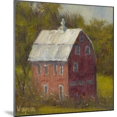 Country Road I--Mounted Art Print