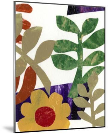 Fiesta Floral II--Mounted Art Print