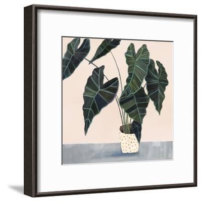 Houseplant II--Framed Art Print