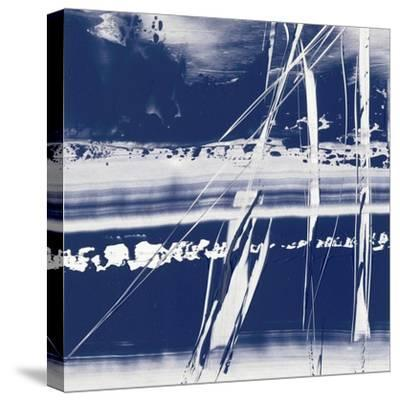 Alternating Current I--Stretched Canvas Print