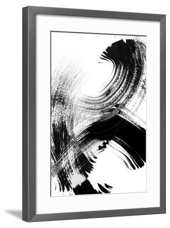 Your Move on White VIII--Framed Art Print