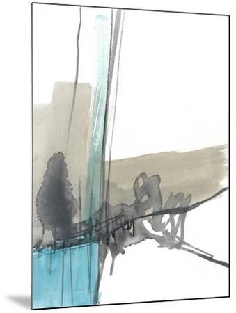 Kinetic Grid IX--Mounted Art Print