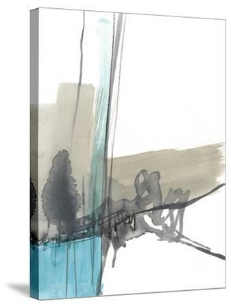 Kinetic Grid IX--Stretched Canvas Print